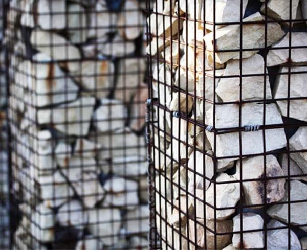 Gabion Duvar Panelleri