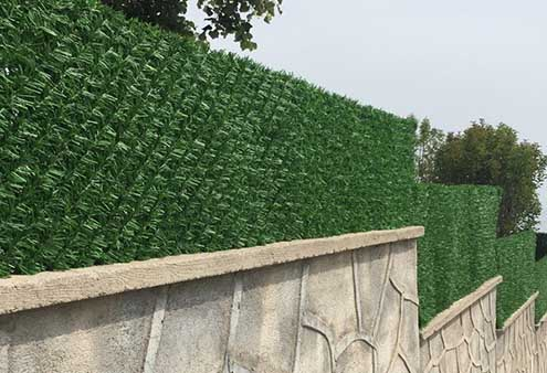 Grass Fence Panel, hedge panel