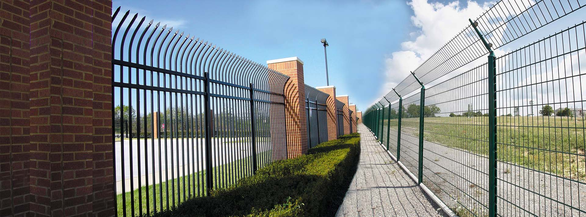 Fences panel