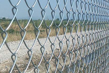 Kafes Tel Örgü Çit Kullanımı